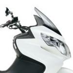 パールミラージュホワイト(YPA) SKYWAVE400 タイプS 2012年モデル